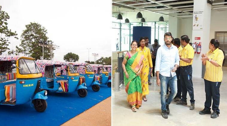 Ikea's many publicity stunts for the opening of its Hyderabad store
