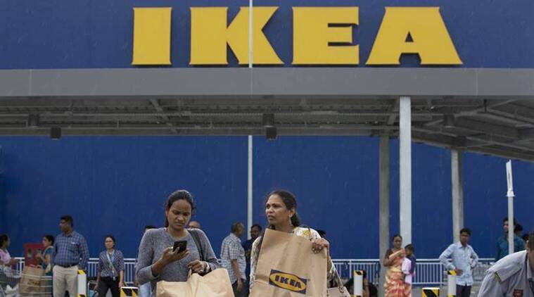 Uttar Pradesh, IKEA, IKEA Sweden, Swedish furniture giant IKEA, IKEA uttar pradesh investment, Yogi Adityanath, Indian express