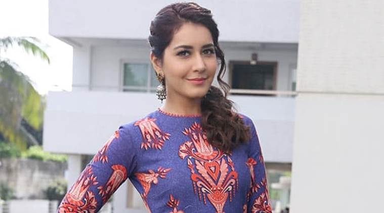 Imaikka Nodigal actor Raashi Khanna