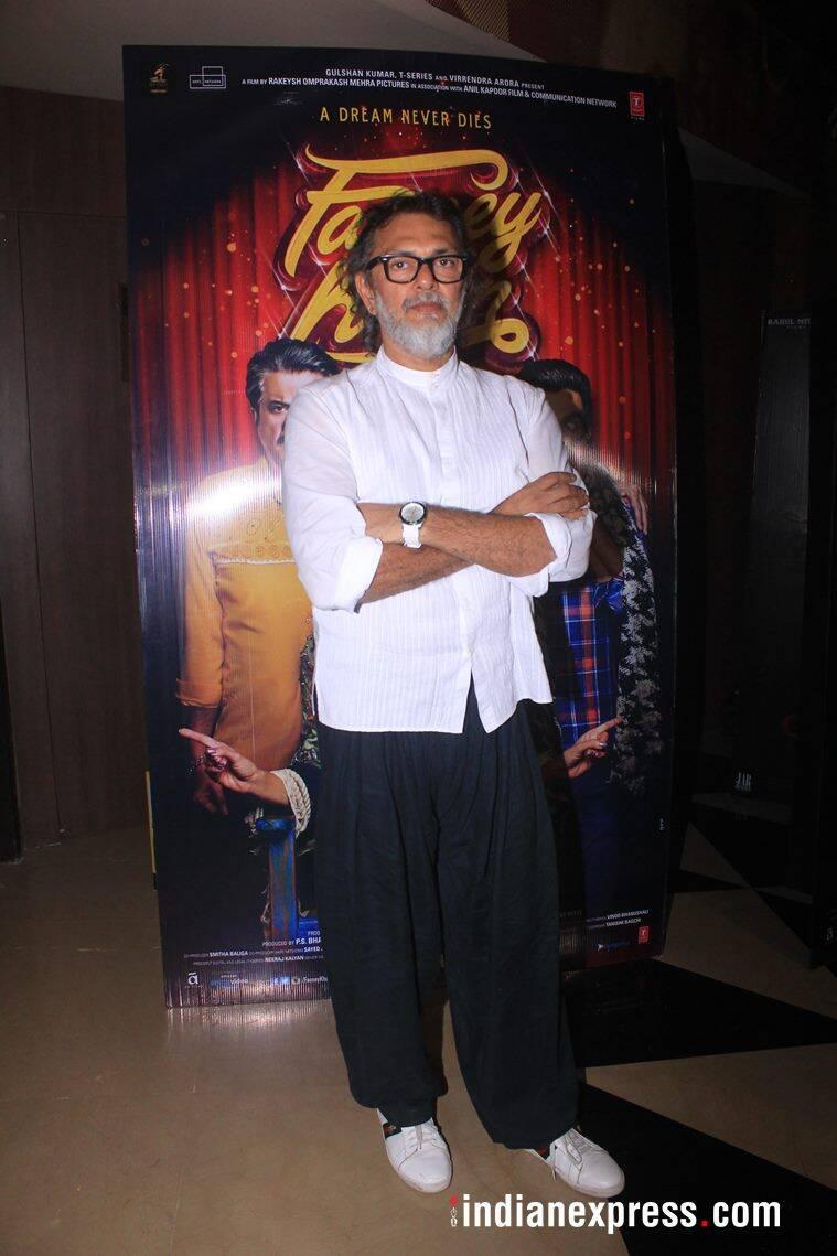 Rakeysh Omprakash Mehra at fanney khan screening