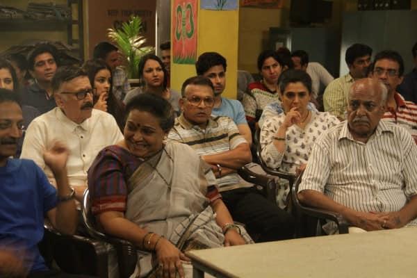 supriya pligaonkar in Home web series