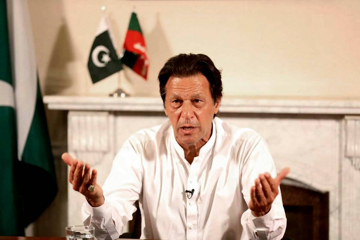 New PM Imran Khan To Skip UN General Assembly To Focus On