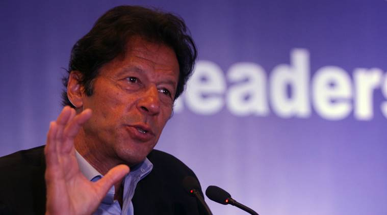 Imran Khans party says hell be named Pakistan PM candidate on Monday