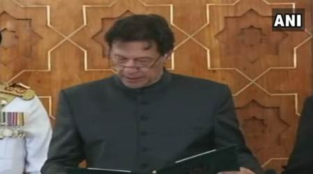Imran Khan sworn in as Pakistan's 22nd Prime Minister