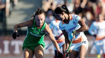 Women's Hockey World Cup: Indian girls implode against Ireland in shootout