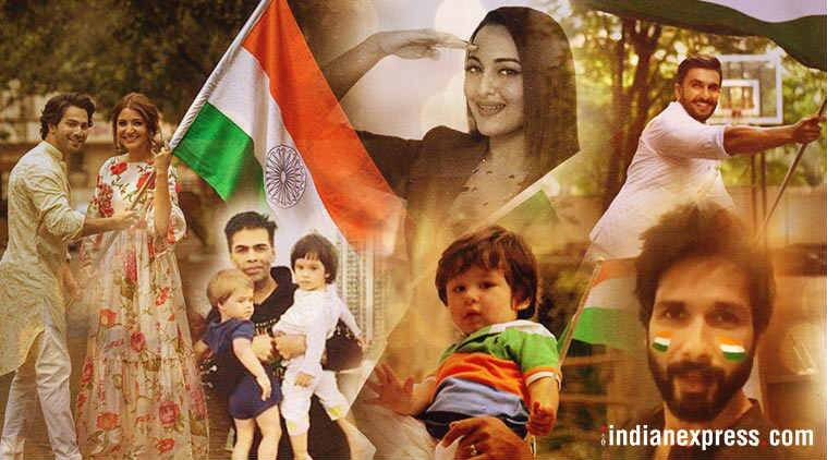 bollywood wishes independence day