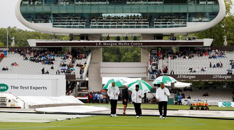 England vs India, 2nd Test: Rain washes out entire first day of Lord's Test