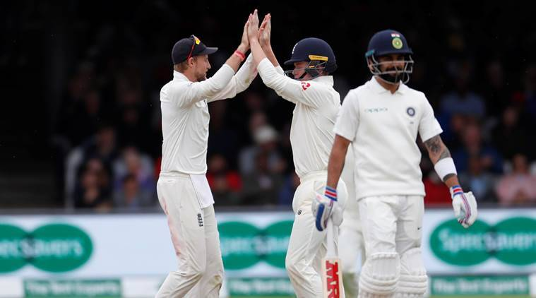 Twitterati slam India for their 'lack of fight' against England at Lord's