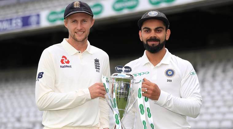 England vs India, first Test day 4 LIVE