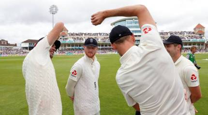 India vs England 3rd Test Day 2 Live