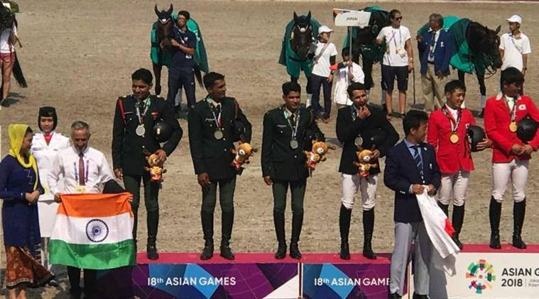 The Indian Equestrian Team Had A Nightmarish Journey To Jakarta As It Got Accreditation Only A Day Before It Was Scheduled To Leave For The Games