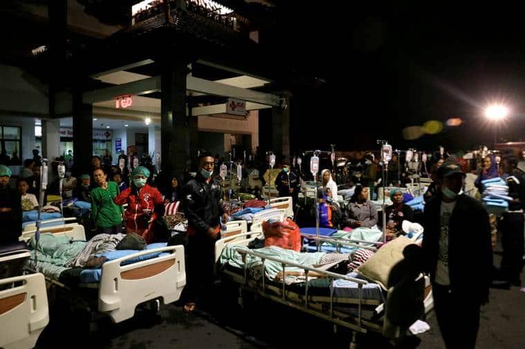 Indonesia, Indonesia earthquake, Indonesia quake, Bali, Bali quake, Indonesia quake deaths, Lombok, Lombok earthquake, Indonesia earthquake magnitude, world news