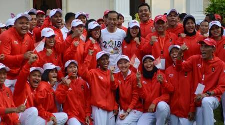 Asian Games 2018:Indonesia target 16 goldmedals
