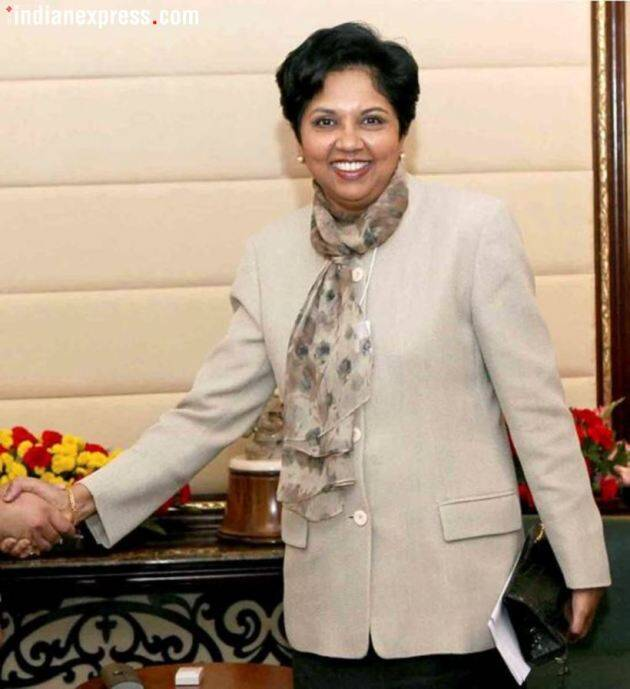 Indra Nooyi quits PepsiCo, 12 years after being CEO