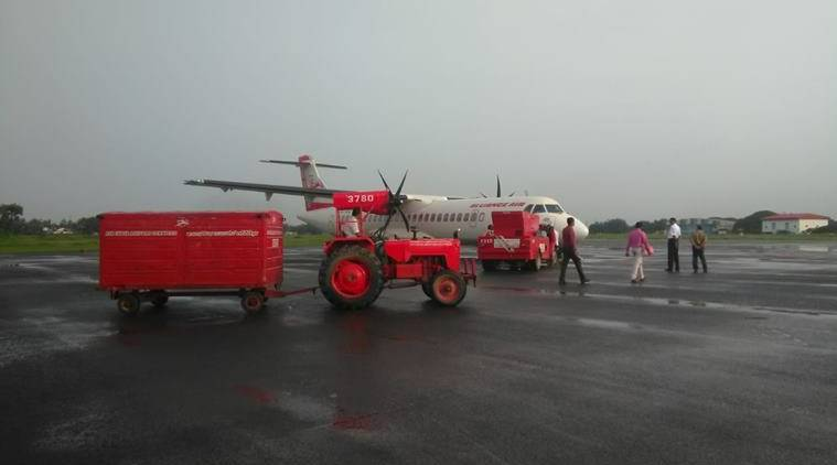 Kerala floods: Commercial flight operations begin from Kochi Naval airport
