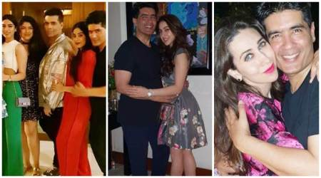 Inside Manish Malhotra's party: Janhvi Kapoor, Sara Ali Khan, Karisma Kapoor and others in attendance