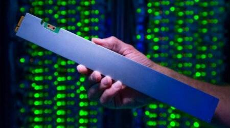 Intel DC P4500 SSD with 32TB storage launched, can store US Congress Library data thrice