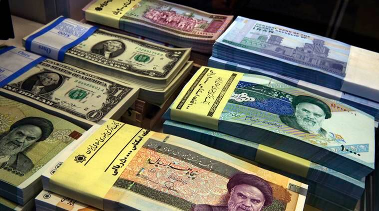 Iran currency, Iran-US, US sanctions, United States, world news, Indian Express news