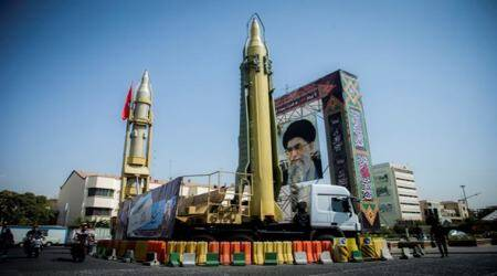 Iran moves missiles to Iraq in warning to enemies: report