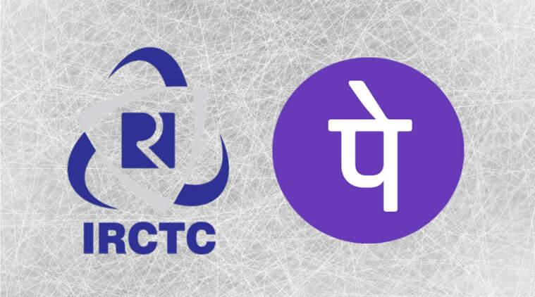 IRCTC app ticket booking: How to make payments using PhonePe over