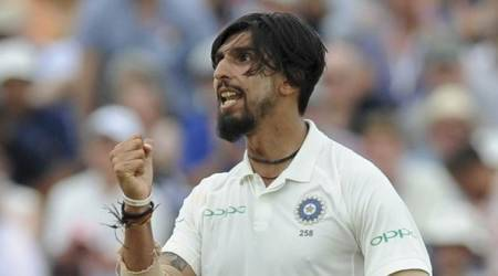 India vs England, Ind vs Eng, Ishant Sharma, Ishant Sharma wickets, Ishant Sharma bowling, Jason Gillespie, sports news, cricket, Indian Express