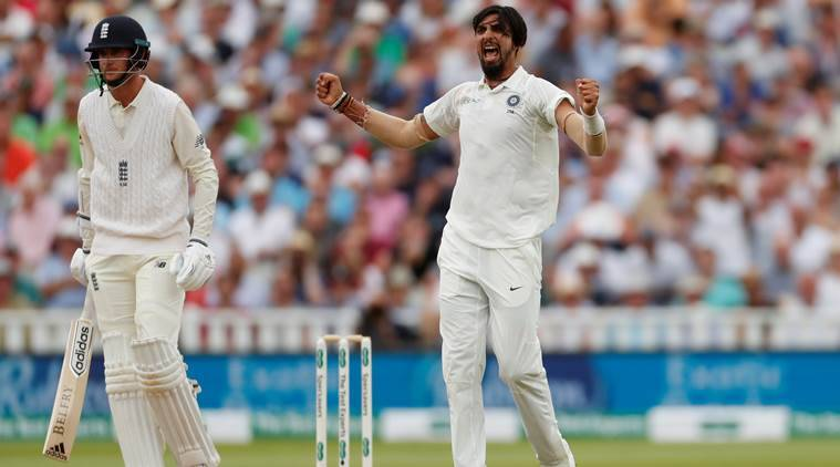 Ishant Sharma (5/51) took his 8th five wickets haul in Test cricket. (Photo - getty)