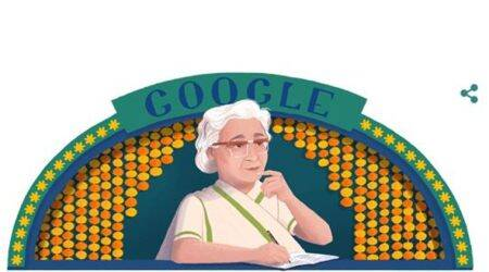 Ismat Chughtai 107th birth anniversary: Google doodle honours iconic writer