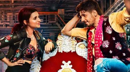 Jabariya Jodi first look: Parineeti Chopra and Sidharth Malhotra's fun ride begins