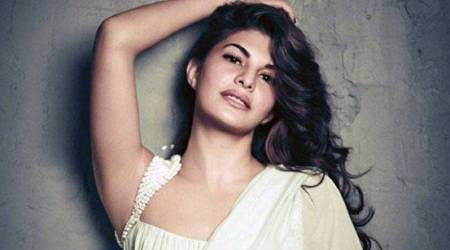 Jacqueline Fernandez gives style lessons for sassy brides on this magazine cover
