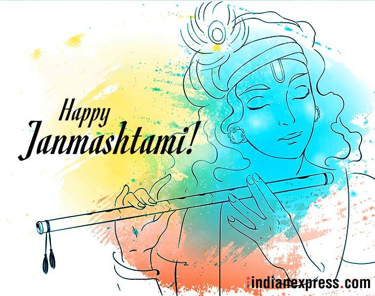 Happy Janmashtami 2018 Wishes Images, Quotes, Status