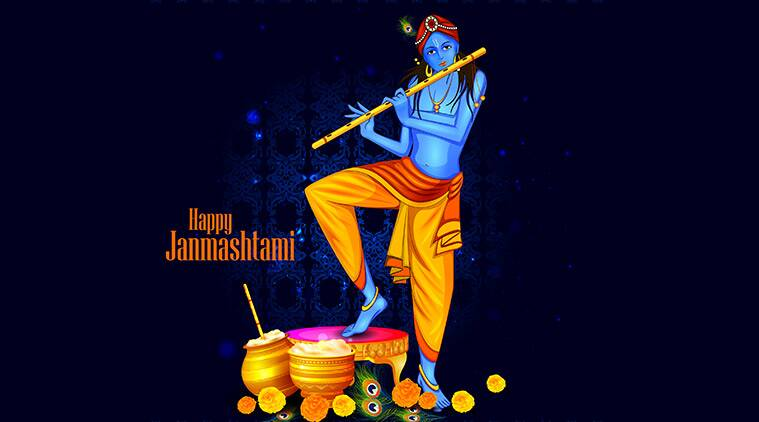 Janmashtami, Janmashtami 2018, Janmashtami 2018 Date, Janmashtami 2018 Date in India, Krishna Janmashtami 2018, Krishna Janmashtami 2018 Date in India, Happy Krishna Janmashtami, Happy Krishna Janmashtami 2018, indian express, indian express news