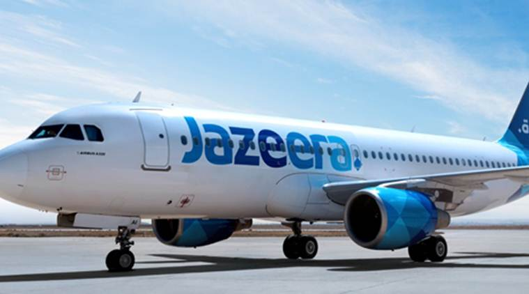 Fire breaks out in an engine of Jazeera Airways Kuwait-Hyderabad flight after landing, passengers safe