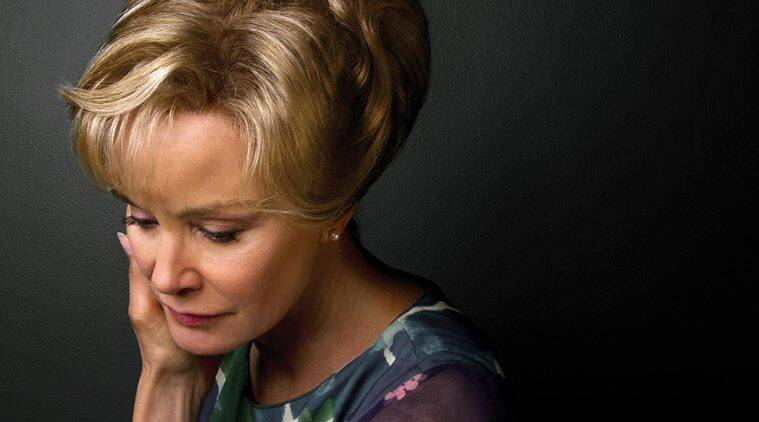 Jessica Lange will reprise her Murder House role in American Horror Story: Apocalypse.