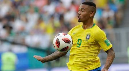 Gabriel Jesus signs contract extension with Manchester City