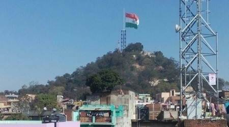 Jharkhand: As private firm reviews Pahari Mandir, fate of 293-ft flagpole uncertain