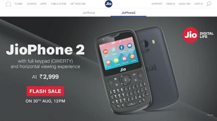 Jio Phone 2, Jio Phone, Jio Phone 2 price, Jio Phone 2 features, Jio Phone recharge, Reliance Jio, Reliance JioPhone 2, JioPhone 2