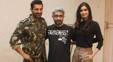 john abraham parmanu on television