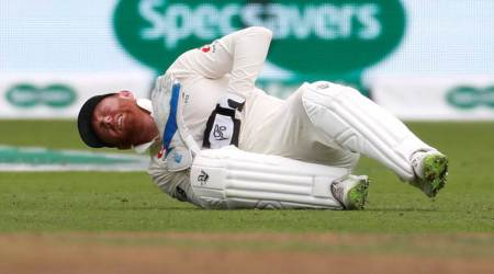 India vs England: Jonny Bairstow fractures left middle finger