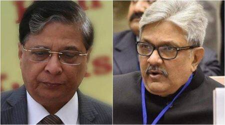 Justice Joseph, Supreme court, Justice joseph SC, K M Joseph, CJI appointment, Sc judges appointments, Uttarakhand Chief justice, justice KM joseph elevation, SC collegium system, who is justice joseph, India News, Indian Express