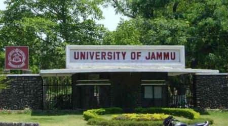 Jammu University, Jammu University VC, Manoj K Dhar, VC Manoj K Dhar