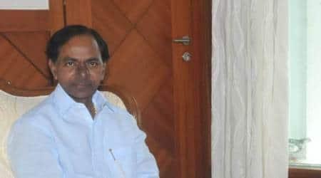 Telangana EWS quota, Telangana news, Telangana reservation system, Telangana CM K Chandrasekhar Rao, Indian express