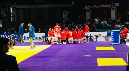 Asian Games 2018 Live Streaming, Day 1 Live Score, Live Updates and Results: India lead 19-8 Japan in Women's Kabaddi