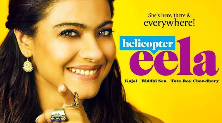 Helicopter Eela trailer: Overprotective mom Kajol makes life hard  for son