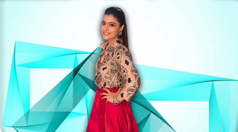 kajol, kajol photos, kajol helicopter eela, kajol helicopter promotions, indian express, indian express news