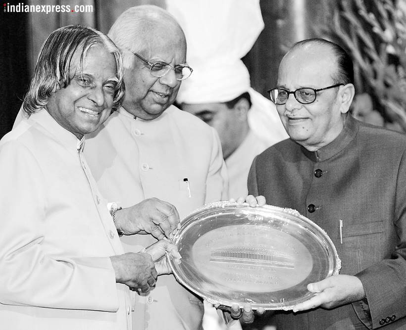 Somnath Chatterjee dead: Rare and unseen photos from his political journey