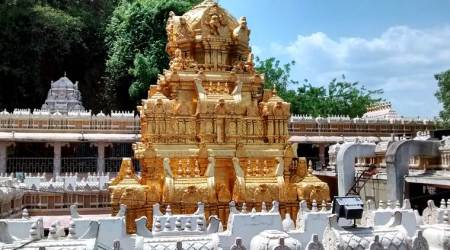 Saris, diamond bangles go missing from Telangana, Andhra temples; cops says no CCTVfootage