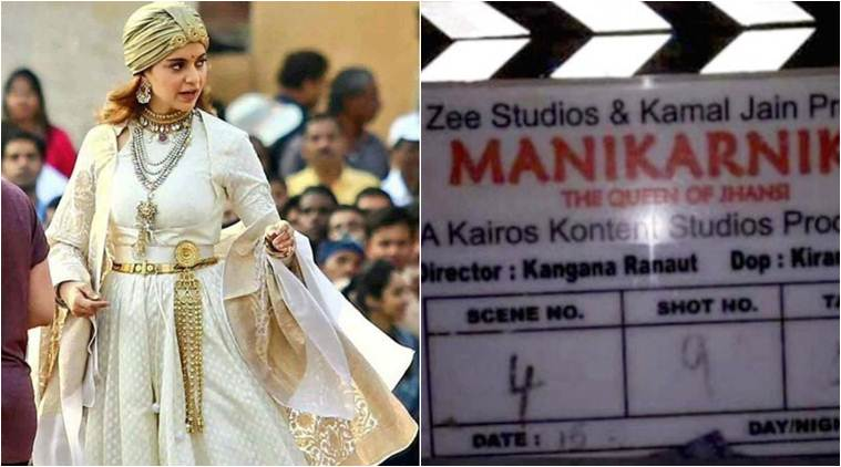kangana ranaut manikarnika the queen of jhansi