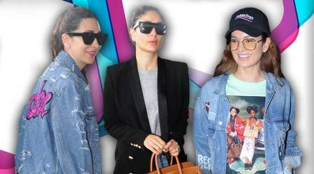Kareena Kapoor, Kangana Ranaut, Karisma Kapoor show us how to keep the denim game strong this season