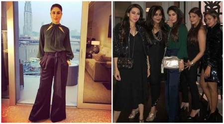 Inside Kareena Kapoor Khan's fun trip to Dubai with her girl gang