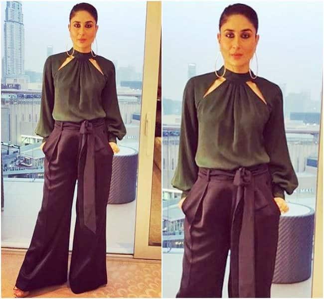 fashion hits and misses, Priyanka Chopra, Alia Bhatt, Kareena Kapoor Khan, Diana Penty, Madhuri Dixit, Shraddha Kapoor, Kajol, Diana Penty, celeb fashion, bollywood fashion, indian express, indian express news